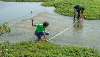 climate change research in India